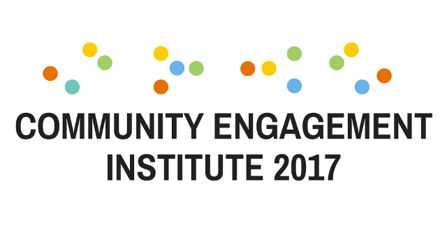 2017 Community Engagement Institute