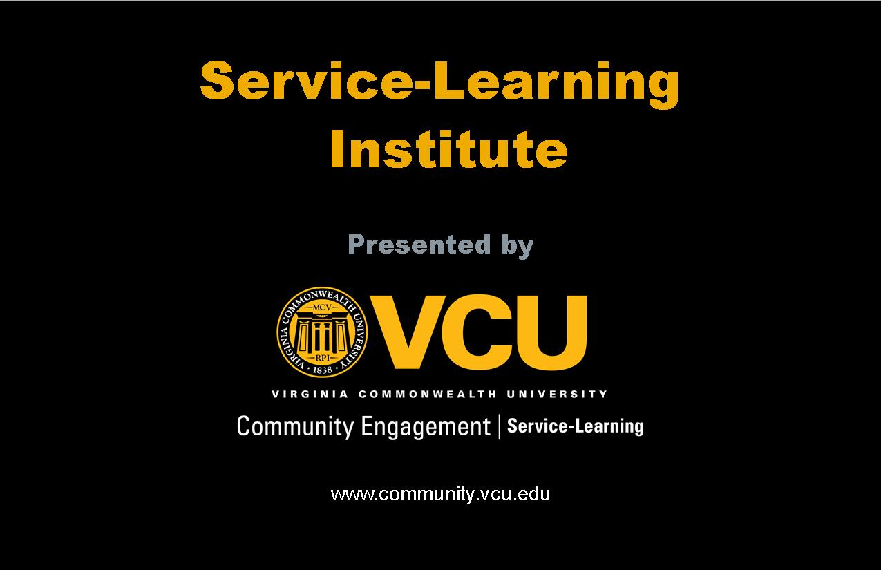 Service-Learning Institute