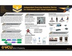 Independent Exercise Assistive Device for Individuals with Visual Impairments