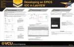 Developing an EPICS IOC in LabVIEW
