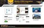 Mobile CRM Integration Using AMC Technology APIs