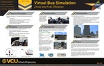 Virtual Bus Simulation: Driver and Fuel Efficiency