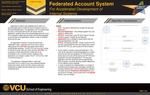Federated Account System For Accelerated Development of Internal Systems