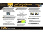 Head-Tracking Wireless Streaming Device