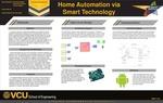 Home Automation via Smart Technology