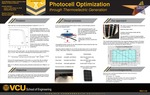 Photocell Optimization through Thermoelectric Generation