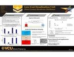 Low-Cost Desalination Unit: Direct Contact Membrane Distillation