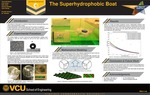 The Superhydrophobic Boat