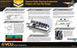 Tapered Roller Bearing Accelerated Fatigue Life Test Rig Design