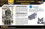 Industrial Brush Coiler Attachment