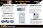 IV Pole for Cardiac Surgery