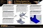 A Tilting System for Powered Wheelchairs