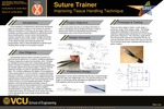 Suture Trainer: Improving Tissue Handling Technique