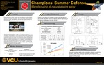 Champions' Summer Defense: Manufacturing all-natural equine spray