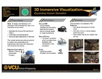 3D Immersive Visualization: Expanding Human Sensation