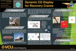 Dynamic CG Display for Recovery Cranes