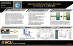 Educational Nuclear Reactor Simulator