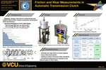 Friction and Wear Measurements in Automatic Transmission Clutch