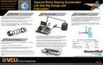 Tapered Roller Bearing Accelerated Life Test Rig Design and Fabrication
