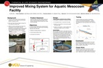 Improved Mixing System for Aquatic Mesocosm Facility by Kyle Boyce, Ben Chalfant, and Ron Fitch