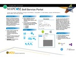 Mapcom Self-Service Portal by Kelsey Bullock, Viet Nguyen, and Alvenia Weathers
