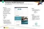 Company Health Dashboard