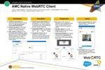 AMC Native WebRTC Client