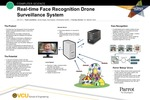 Real-time Face Recognition Drone Surveillance System