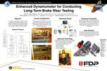 Enhanced Dynamometer for Conducting Long-Term Brake Wear Testing by Grant Adams, Andres Alvarez del Piño, Casey Greenstreet, and Matthew Wall