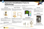 Ergonomic Immobilization Frame for Radiotherapy by Raheel Ahmed, Travis Alford, Talal Almutairi, and Kaleem Farooq
