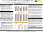 Prevalence of Mental Health Disorder Symptoms and Rates of Help-seeking Among University-Enrolled, Black Men