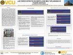 JxB FORCE EFFECTS ON BERYLLIUM MELT SPLASHING IN FUSION DEVICES