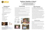 Deafness: Disability or Culture? Best Practices Regarding Controversial Interventions for Deaf and Hard of Hearing Students