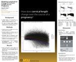 Modeling Longitudinal Change in Cervical Length Across Pregnancy