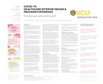 COVID-10, Healthcare Interior Design + Provider Experience - How does your space work for you?