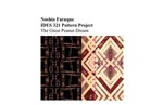 Pattern Project - The Great Peanut Dream