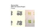 Pattern Project - Change by Heewon Kim