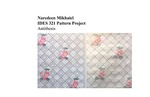 Pattern Project - Antithesis by Naredeen Mikhaiel