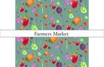Pattern Project - Farmers Market by Bella Ayer
