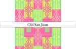 Pattern Project - Old San Juan by Amanda Gill