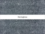 Pattern Research Project: An Investigation of The Pattern And Printing Process - Herringbone by Seylar Pring