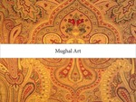 Pattern Research Project: An Investigation of The Pattern And Printing Process - Mughal Art