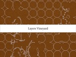 Pattern Research Project: An Investigation of The Pattern And Printing Process - Layers Vineyard by Jasmine Zheng