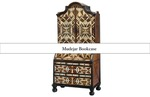 Pattern Research Project: Emblems of Colonialism - Mudejar Bookcase