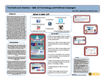 The Electronic Election -- Web 2.0 Technology and Political Campaigns