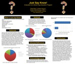 Just Say Know! Evaluation of a Novel Drug Education Program