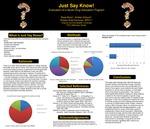 Just Say Know! Evaluation of a Novel Drug Education Program