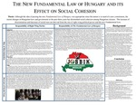 The Fundamental Law of Hungary and its Effect on Social Cohesion