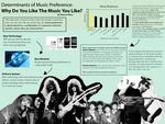 Determinants of Music Preference: Why Do You Like the Music You Like?