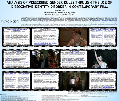 an introduction to the analysis of dissociate identity disorder
